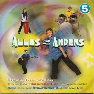 Alles = Anders (CD 5) – Vrolijke kinderliedjes