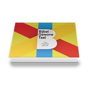 Bijbel in Gewone Taal - dwarsligger -  Bijbel bij de hand