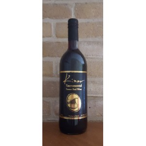 Sacramental Sweet Red Wine (Kinor)