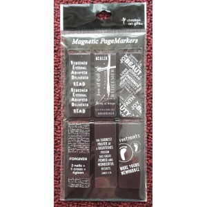 Pagemarkers Magnetic Black
