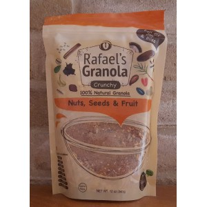 Rafaela's Granola Nuts, seeds & fruits (No sugar added) (Muesli)
