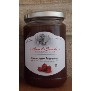 Strawberry Preserves (Aarbeien Confiture) (340Gr)