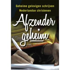 Afzender geheim  >> Geheime gelovigen schreven Nederlandse christenen - Open Doors