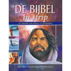 Bijbel in Strip  >>  Het verhaal van Genesis tot Openbaring - Jef Anderson en Mike Maddox
