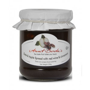 Date & Apple spread with red wine & cinnemon (Kleine pot)