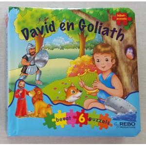 David en Goliath (6 Bijbel puzzels)