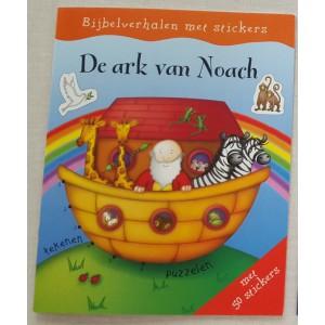 De Ark van Noach (Bijbelverhalen met stickers)