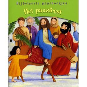 Het Paasfeest - Bijbelse miniboekje