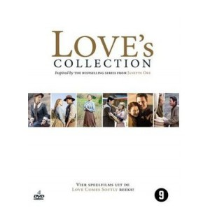 Love comes softly: Love's Collection (4DVD-box)