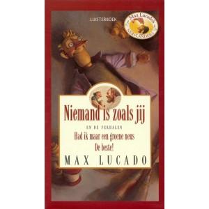 Niemand is zoals jij...  - Max Lucado