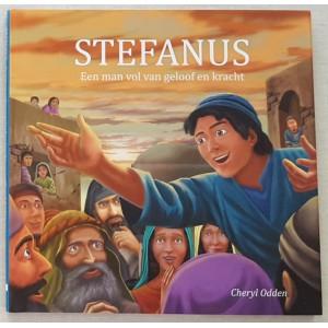 Stefanus - Cherlyl Odden